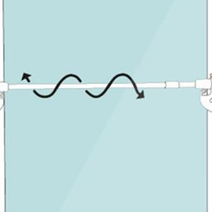 comment installer une tringle a rideau