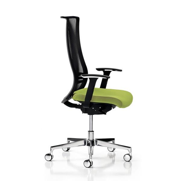 fauteuil de bureau dossier resille anglet
