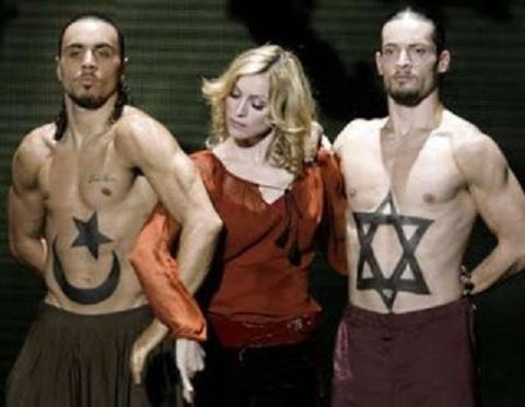 Madonna Concert Image