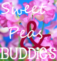 I'm at Sweet Peas & Buddies today!
