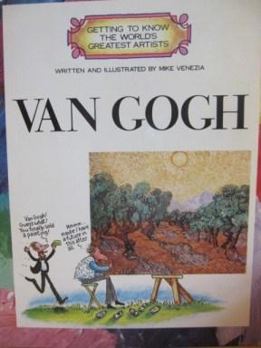 Van Gogh by Mike Venezia