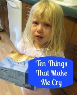ice cream tantrum