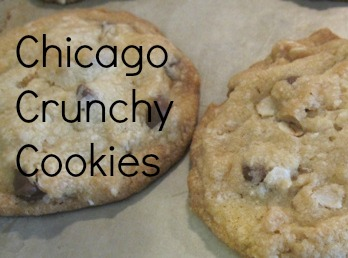 Chcago Crunchy Cookies 2