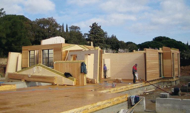 ne construisons pas plus de maisons en bois