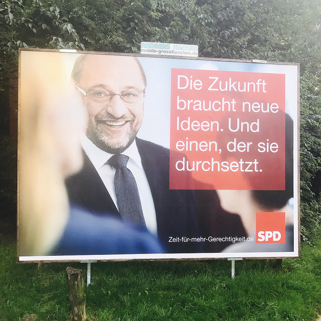 SPD: Zukunft braucht Ideen (und Macht)
