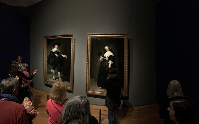 Marten & Oopjen von Rembrandt