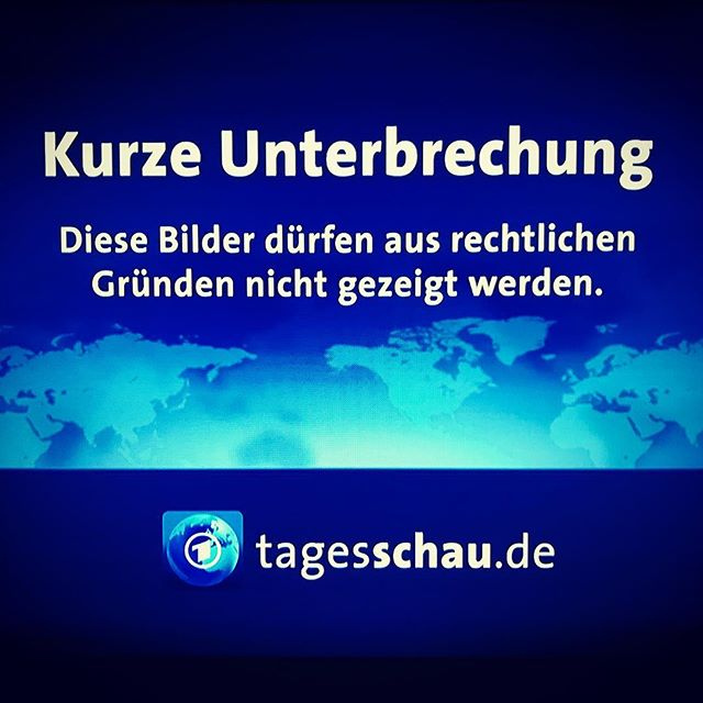 Kurze Unterbrechung im deutschen Internet