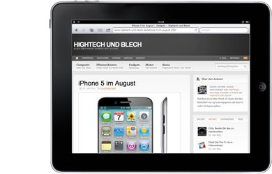 iPad_und_Blech