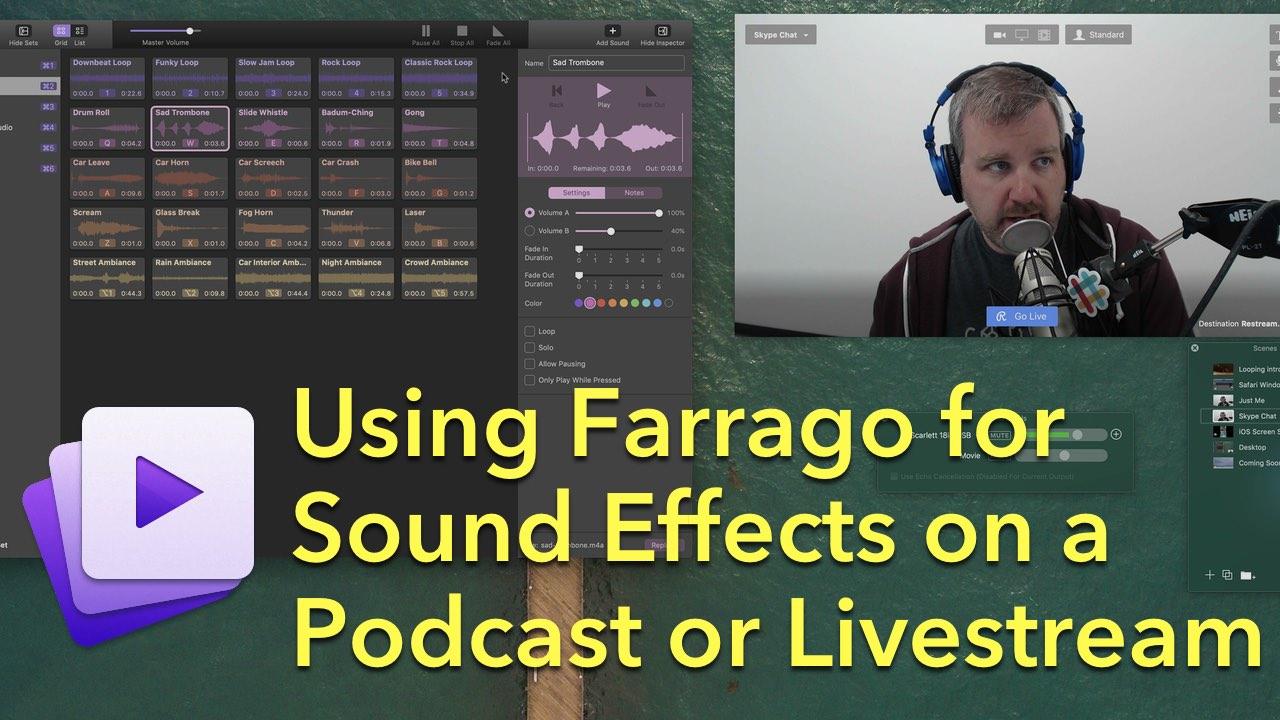 Farrago Audio Hijack