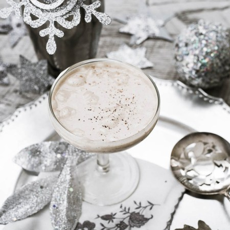 Perfect Wintry Cocktail
