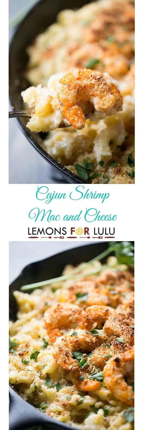 Cajun shrimp title image