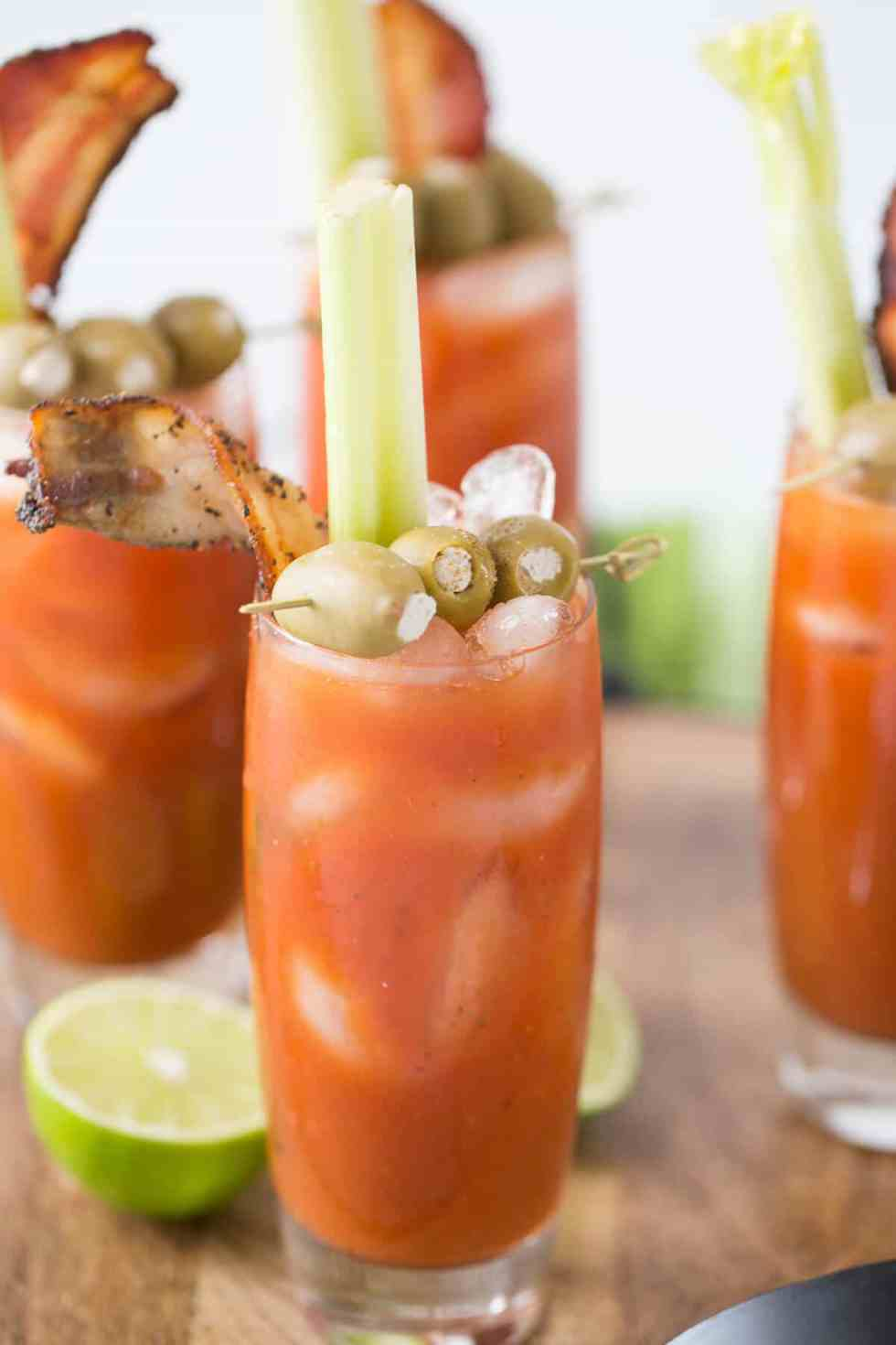 Buffalo Bloody Mary {Lemons for Lulu}