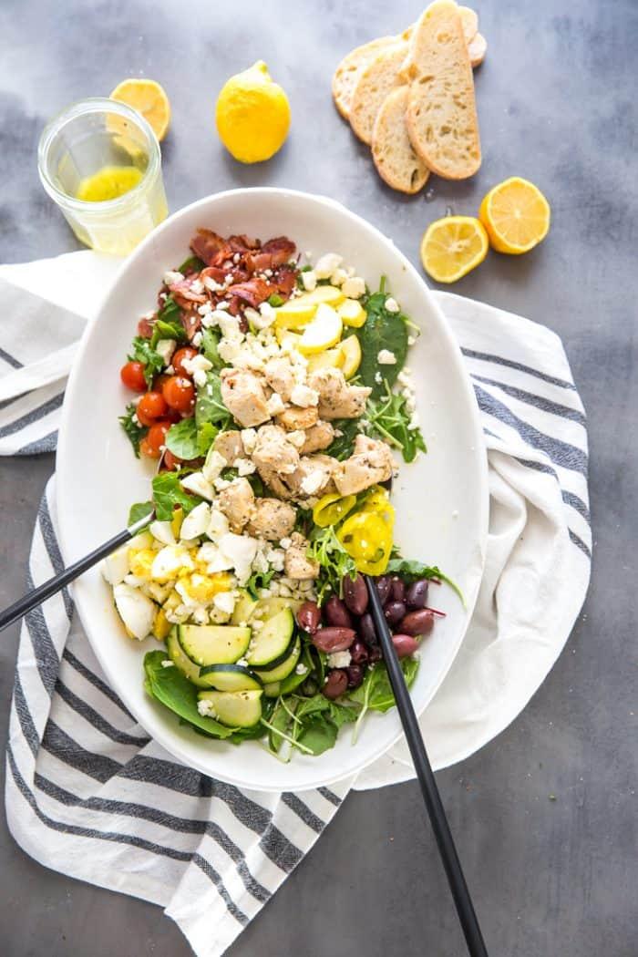 cobb salad whole