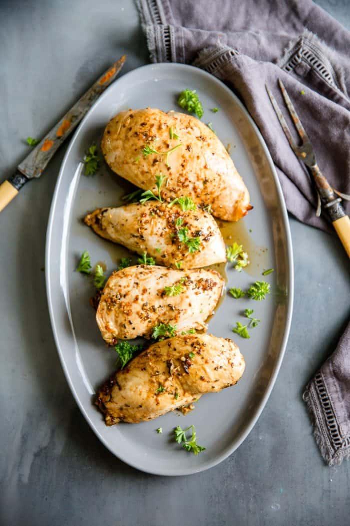 balsamic chicken four chicken breasts
