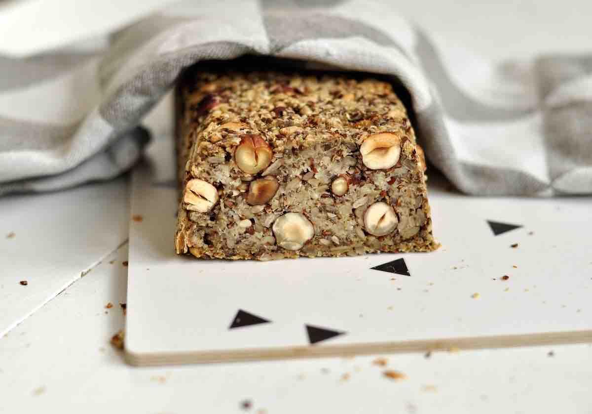 Life-Changing Bread oder warum Nussbrot so gesund sein kann