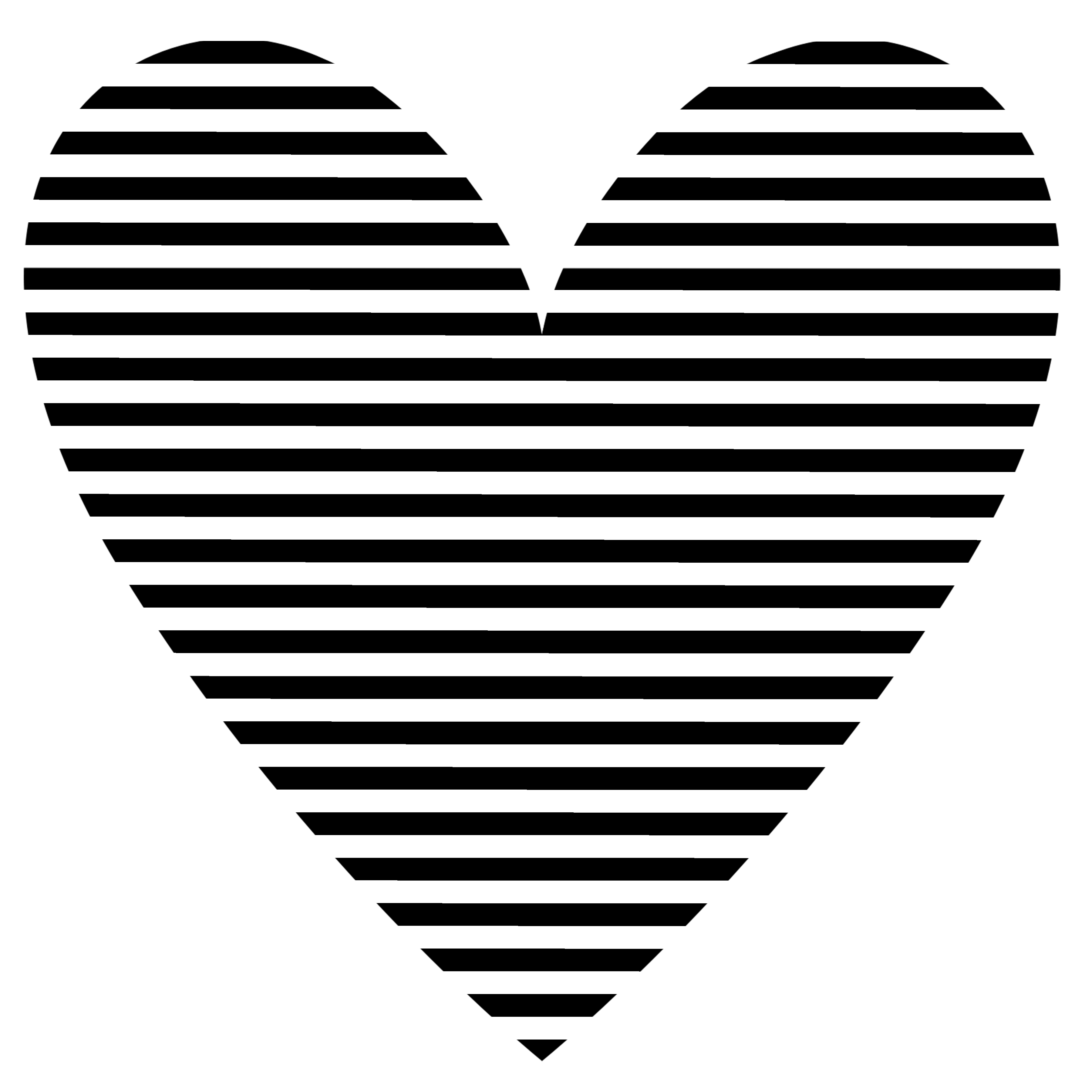 DIY Heart Shirts For Valentines Day The Stripey Kind