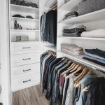 Walk In Closet Makeover Tips For Maximizing Storage
