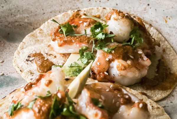 Push It: A Cook Book Review, Tacos by Alex Stupak and Jordana Rothman
