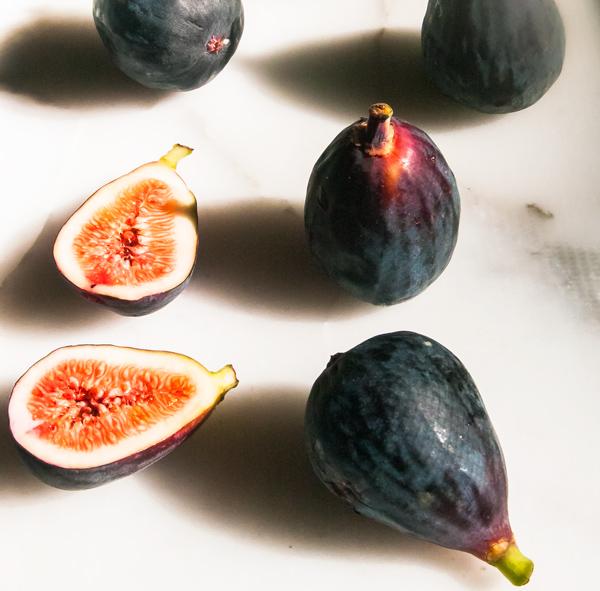 Fresh Mozzarella Cheese, Figs and Prosciutto Salad recipe