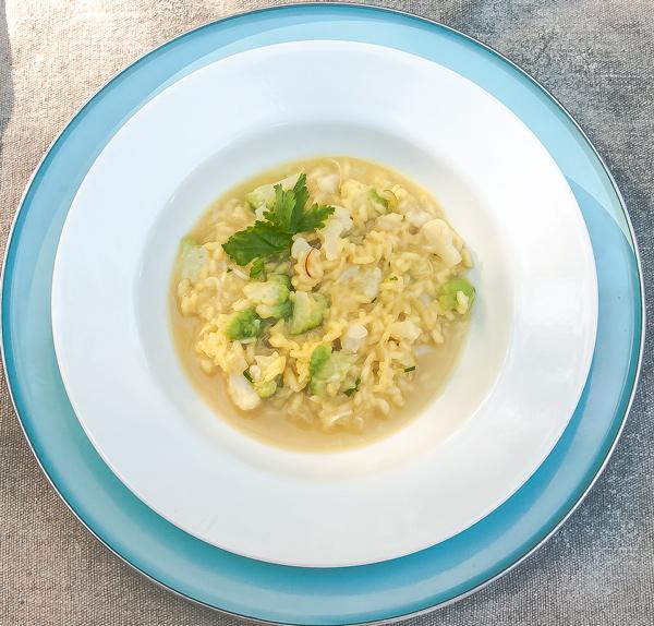 Safon Cauliflower Risotto Recipe.