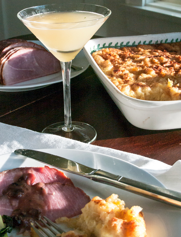 The Best Pineapple Stuffing
