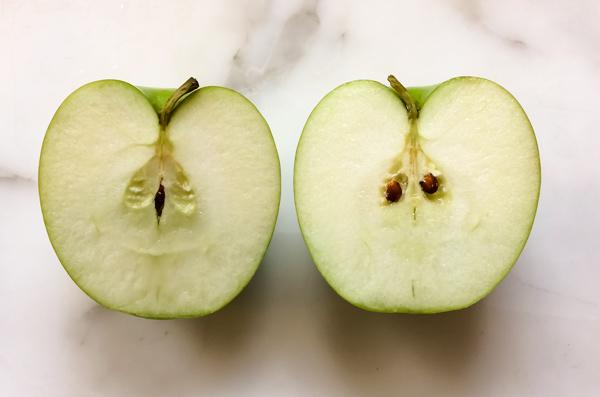 Apple Muffis with Lemon Glaze recipe