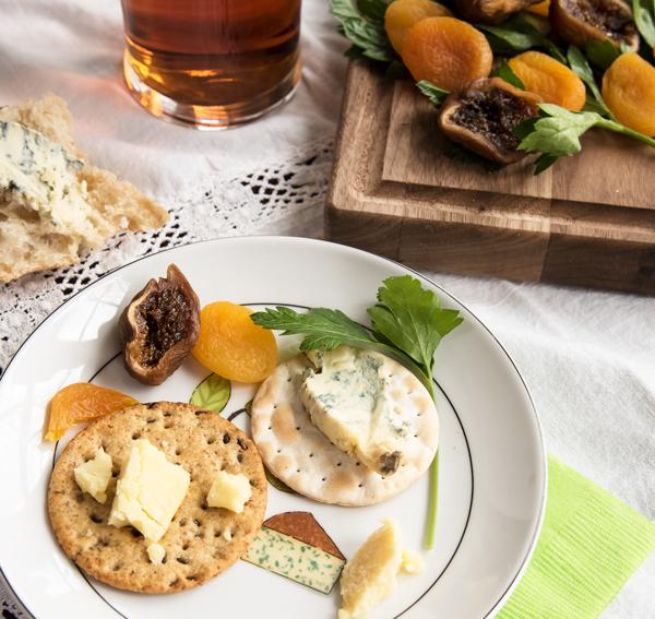 A Taste of Ireland: Irish Cheese Platter