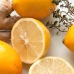 Header Image for Lemon Thyme and Ginger