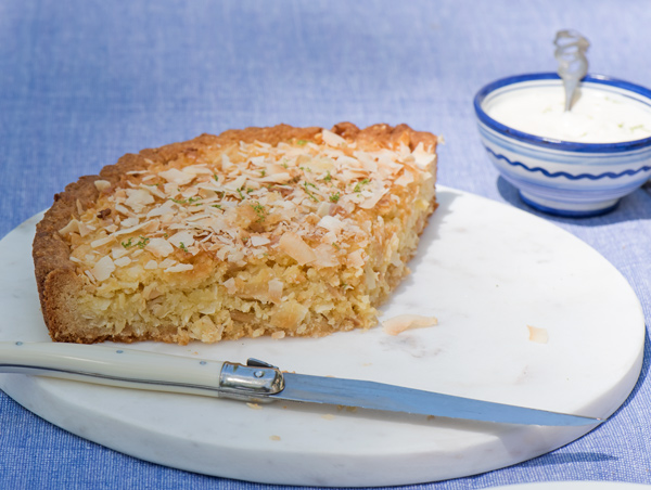Taste of Mexico: Double Coconut Pie - Lemon Thyme and Ginger