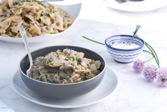 Taste of Spring: Pasta Primavera reicpe