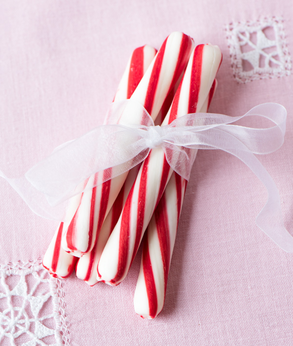 Peppermint Meringue Cookies: 3 ways, recipe