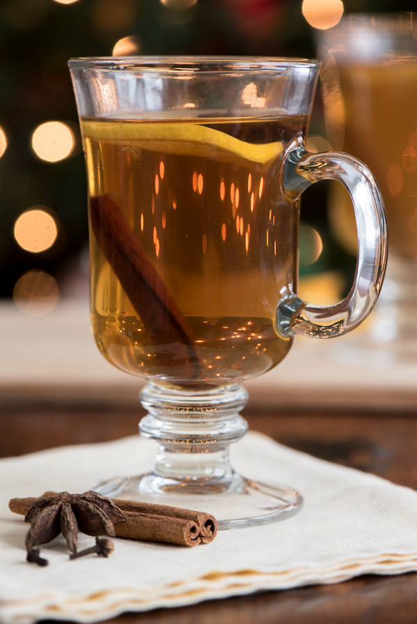 Hot Toddy Time, recipe