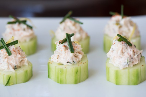 Airy Salmon Mousse