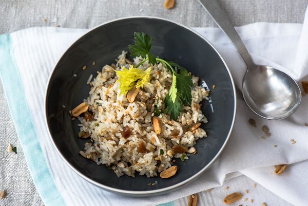 Quick and Crunchy Jasmine Rice