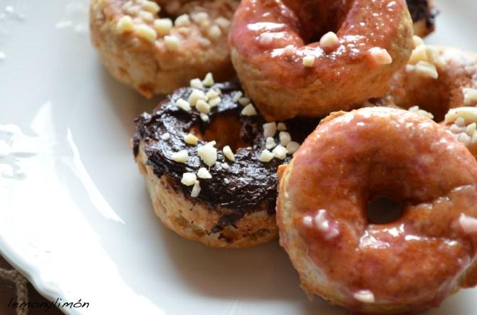 donuts glaseados