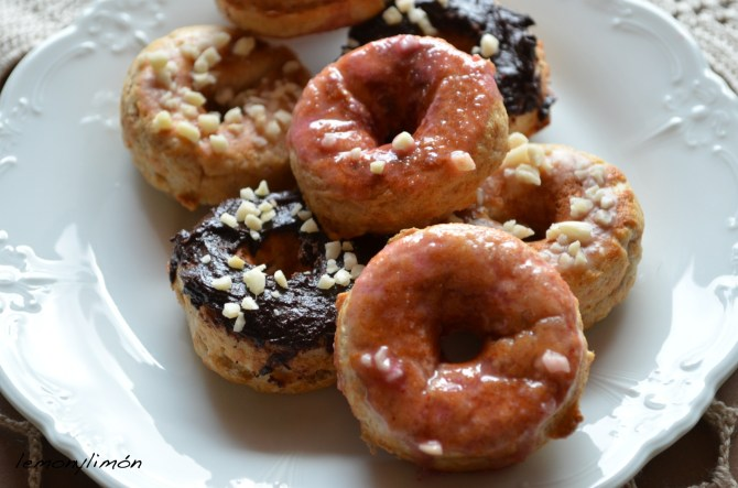 donuts glaseados