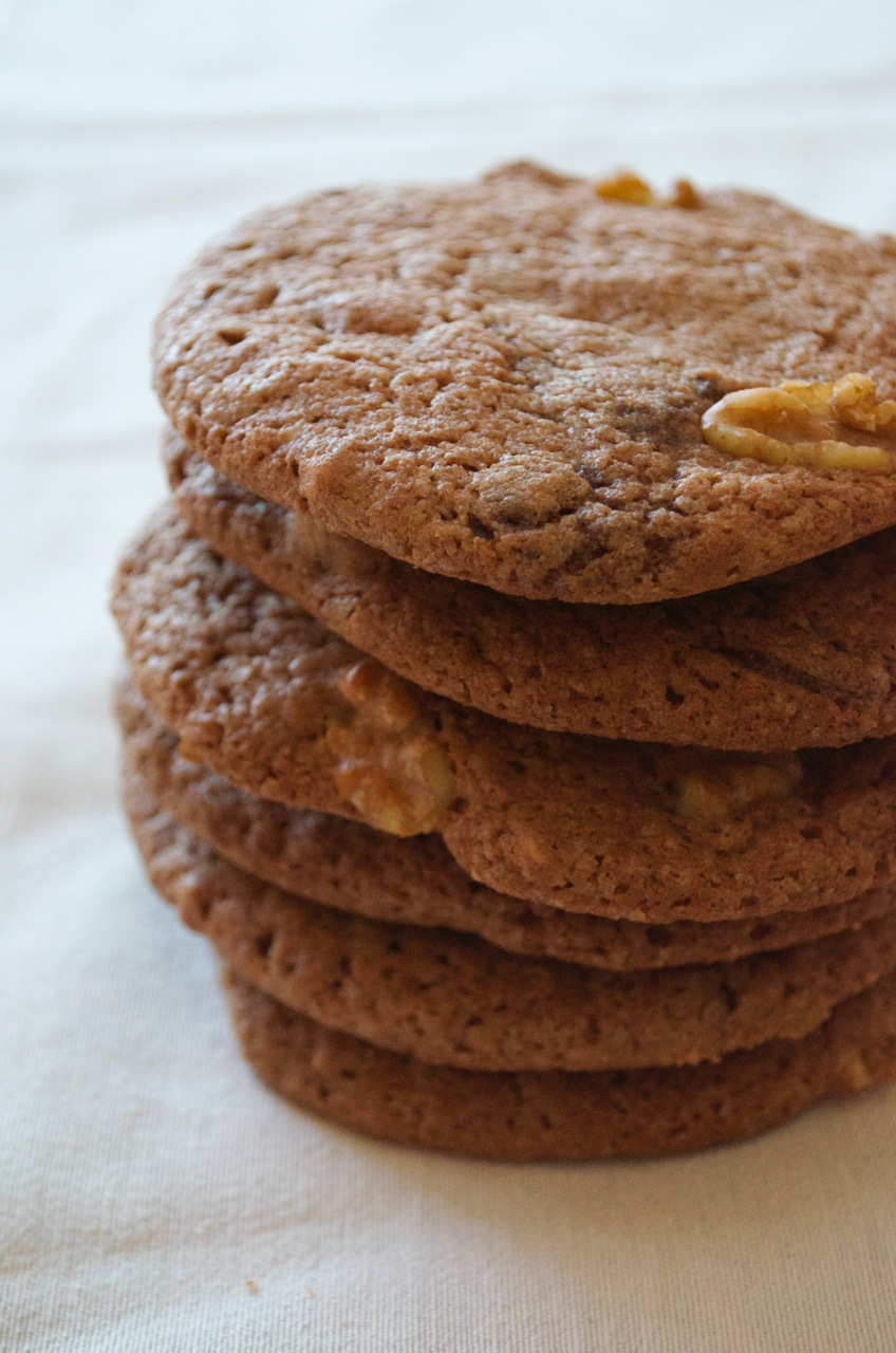 cookie de chocolate/sandiwch de cookie
