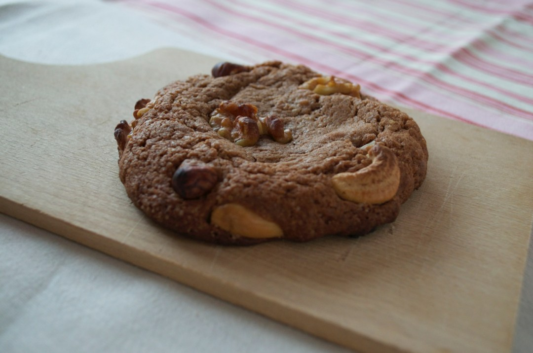 cookie de chocolate/sandiwch de cookie