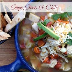 Soups, Stews & Chilis