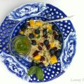 Blueberry mango Quinoa Salad