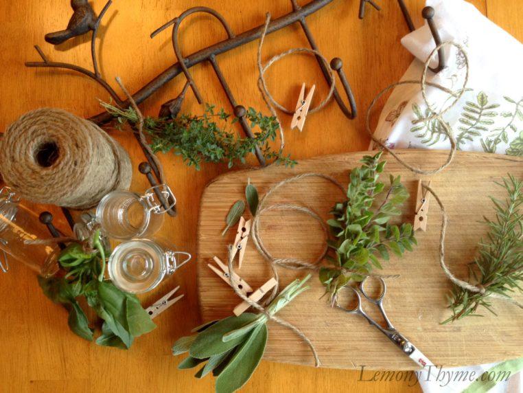 Dried Fresh Herbs