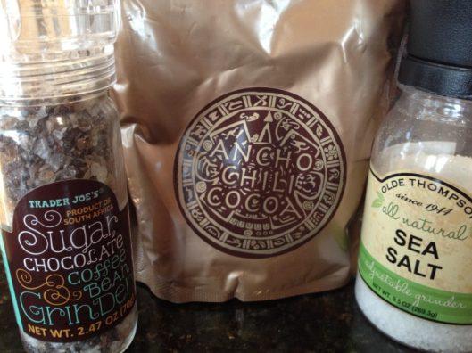 Salted Caramel Ancho Chili Cocoa Mocha