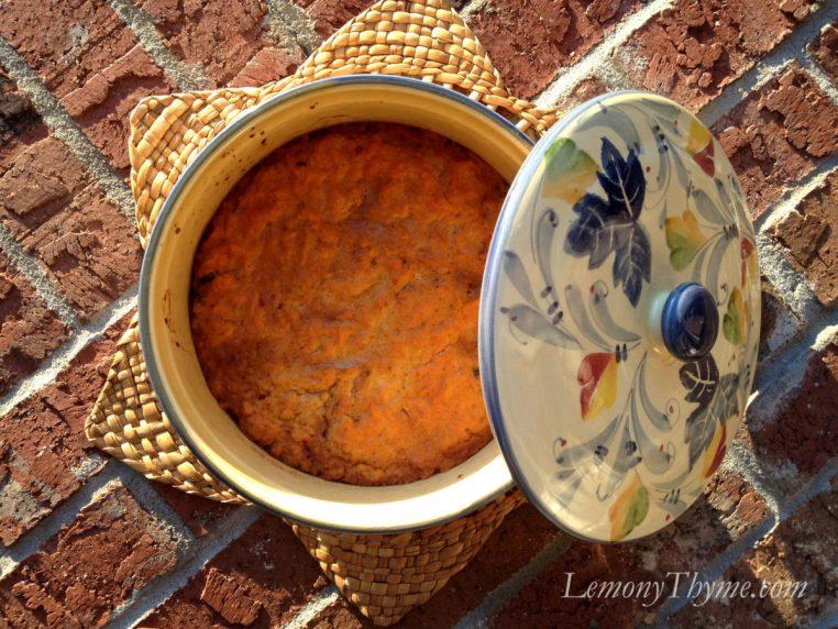 Brown Sugar Chicken & Sweet Potato Casserole