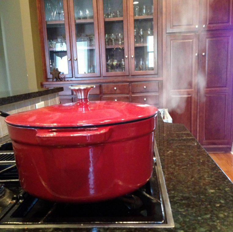 New England Boiled Dinner