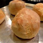 Bread Machine Bread Bowls