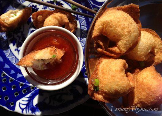 Crab Rangoons