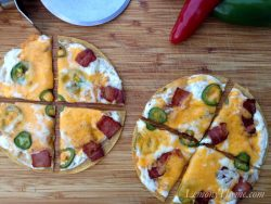 Jalapeno Popper Pizza