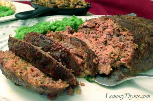REALLY Good Meatloaf