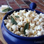 Sage Brown Butter Popcorn