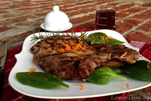 Maple Brined Pork Chops2